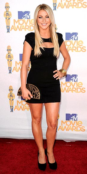Sassy Trends The Hottest From Mtv Movie Awards Red