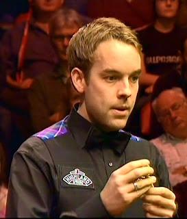 Картер чувствовал себя на Welsh Open более уверенно, чем Джимми Уайт, и победил