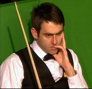 пока Ронни О'Салливан играет на чемпионате Британии по снукеру ниже всякой критики