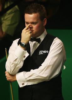 Шон Мёрфи удивил на чемпионате Британии по снукеру многих, причем неприятно, проиграв с крупным счетом