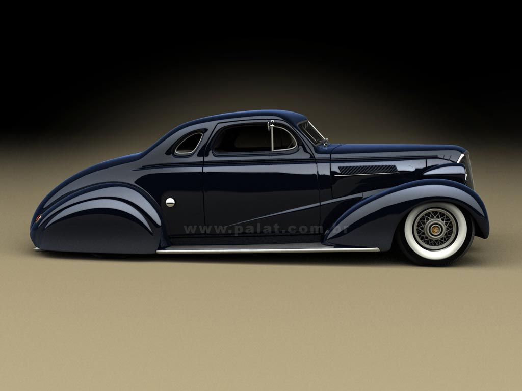 recently completed a 37 chevy