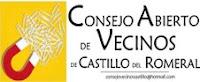 Logo Consejo Abierto Vecinos Castillo del Romeral
