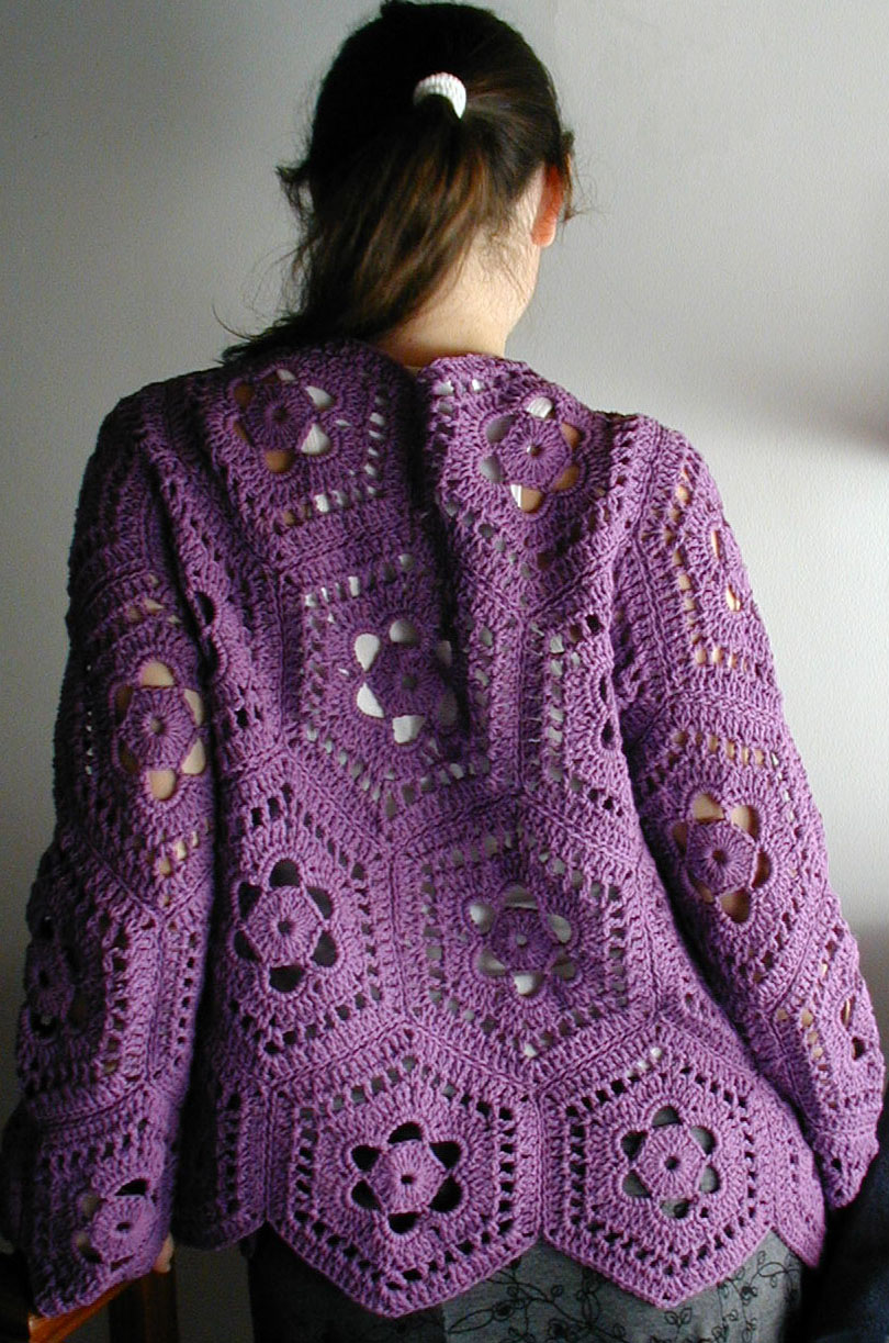 Pin Saco Tejido Al Crochet Graffiti on Pinterest
