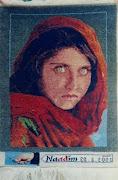نمايشگاه تابلو فرش افغاني