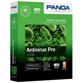 Panda Antivirus Pro 2009 8.00.00 Final Full