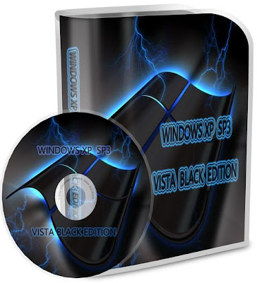 Windows XP Black Edition Português