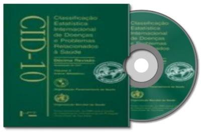 rtee CID 10   Código Internacional de Doenças