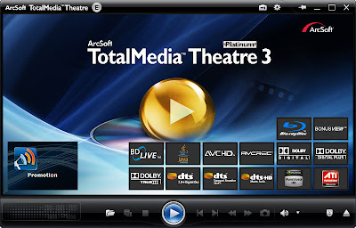 6ai60917 Arcsoft TotalMedia Theatre Platinum v3.0.0.38 with SimHD Plugin