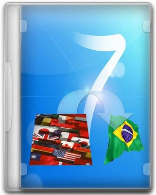 Language Pack MUI PT BR (Português do Brasil) Windows 7 Build 7264 (x86 &64 bits)