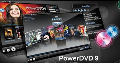 sshot 1 CyberLink PowerDVD 9.1530.0 Ultra + Advance Audio Pack