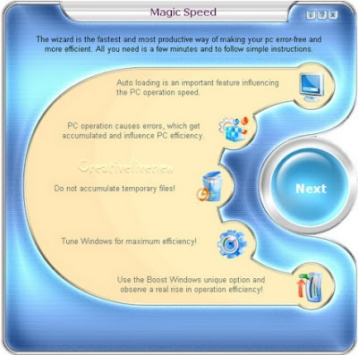 wizard10 Magic Speed 3.4