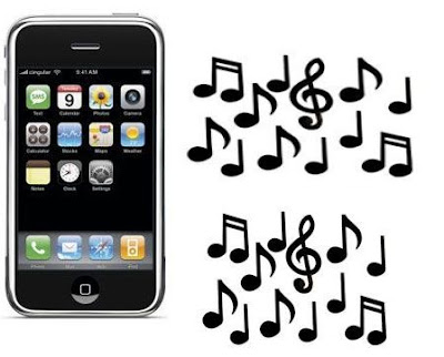 iphone garageband 411 custom ringtone iPhone Ringtones [MP3s]