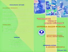ESTILOS DE VIDA Y SALUD PUBLICA 1