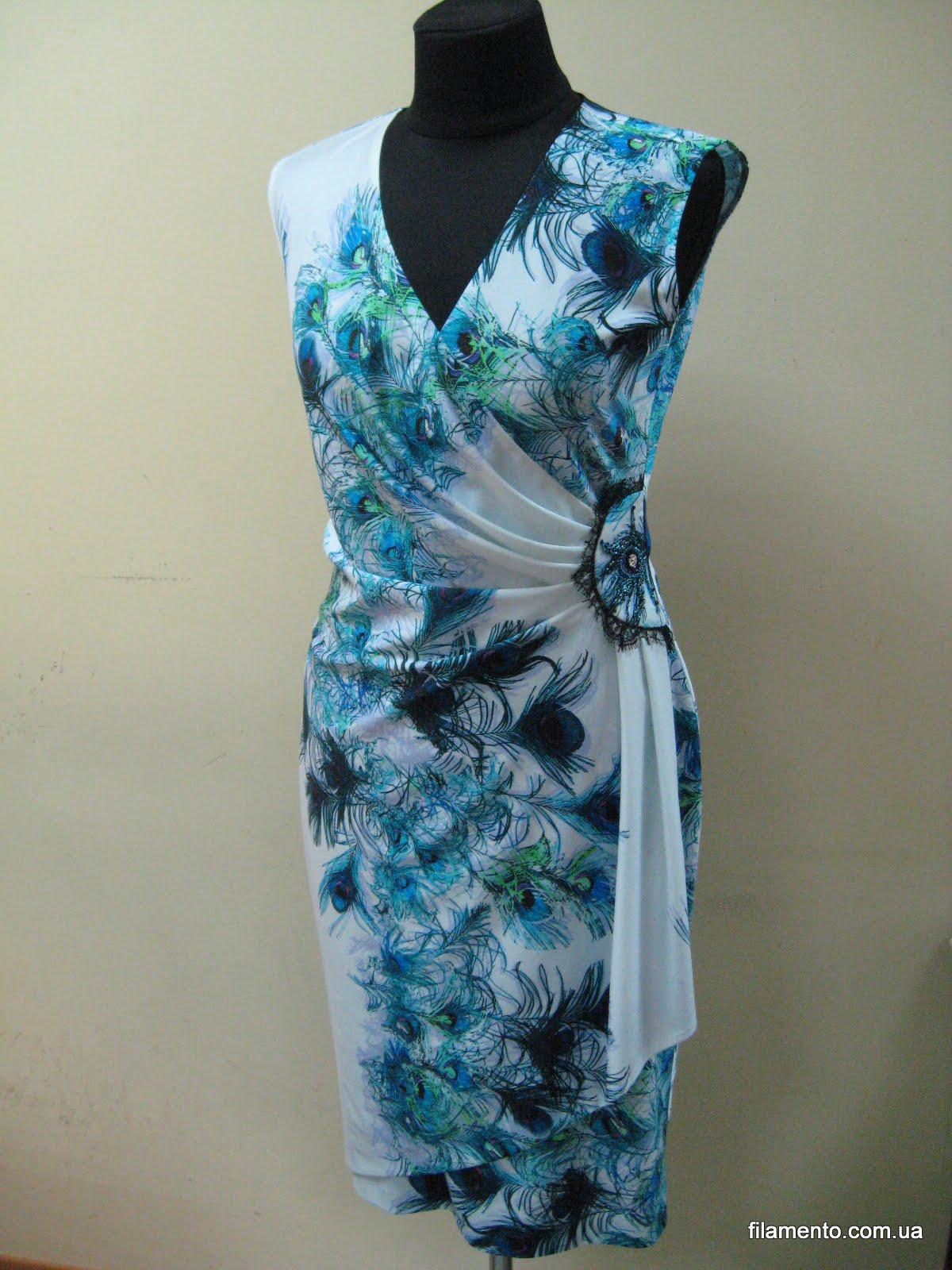 Как быстро сшить летнее платье 9