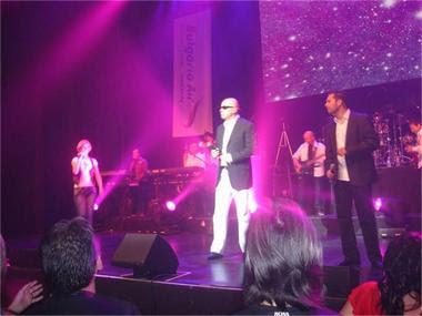Турнето на Слави Трифонов и Ку-ку бенд прeмина и през Лос Анджелис