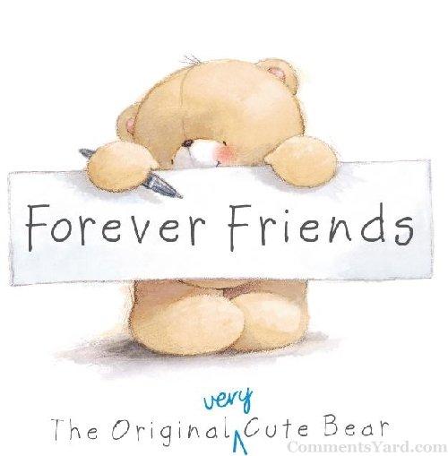 Forever Friends Bear