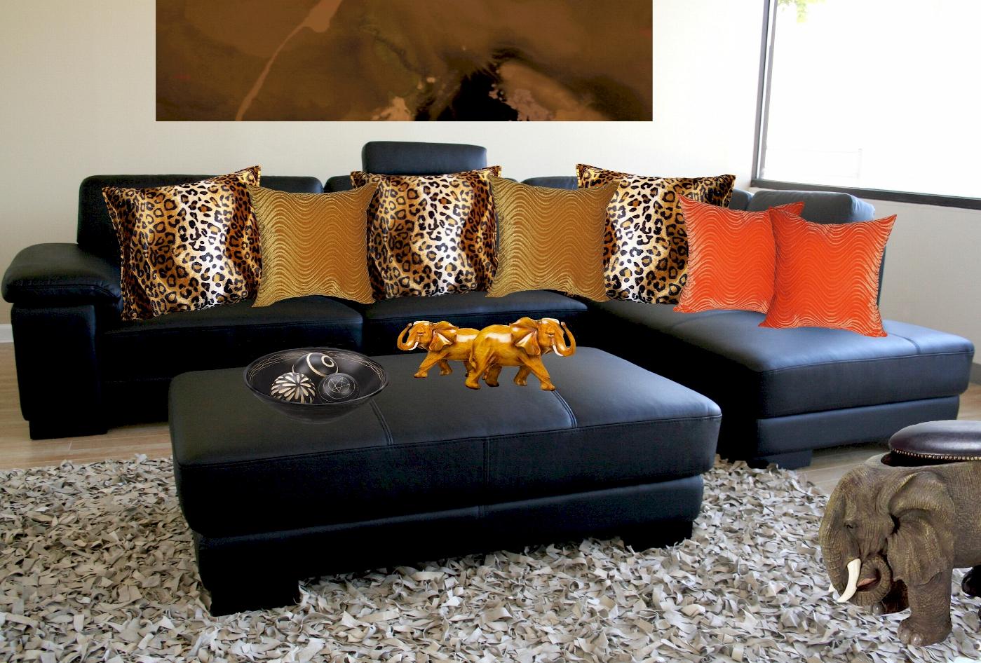 Leopard Print Living Room Decor Mixing Wood Colors In Living Room A Living Room A Sopongiro