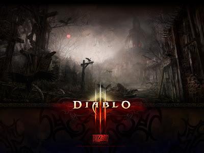 Diablo III High Resolution Free Wallpapers