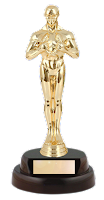The Academy Award (Oscar Award) statuette Photo