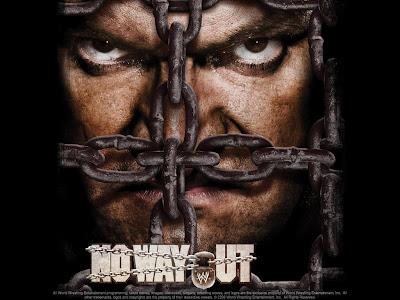 WWE No Way Out 2009 Wallpaper