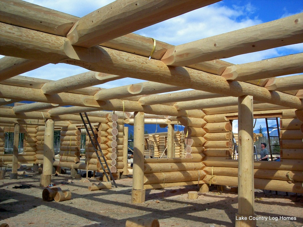 Wood Beam Construction ~ Technology the built environment construction system