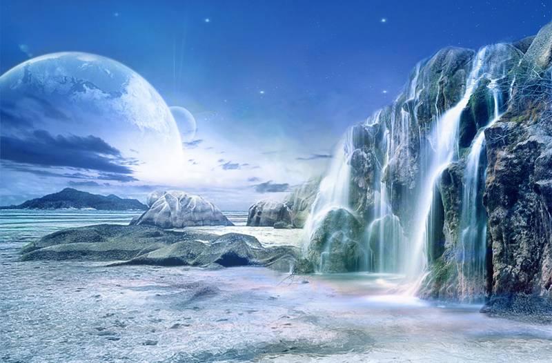 Vídeos e Imagens de Ciência - Página 3 Alien_planet