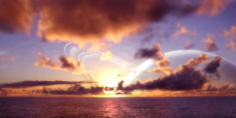 Hunt For Alien Earths  Extrasolar Planet Art Gallery