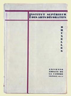 Titel zu ISAD, Brüssel, 1927, Foto: Victor Dahmen, Köln © VG Bild-Kunst, Bonn 2009