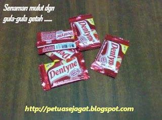 Gula Getah