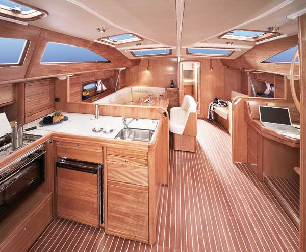 An accredited Bavaria yacht dealer is offering the a Vision 44 made in 2006 ...