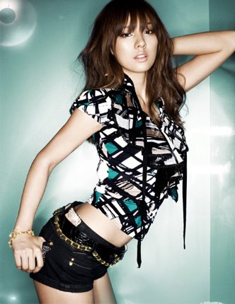 Foto Lee Hyori | Gambar Artis Korea Seksi Cantik celebrity picture photoshoot