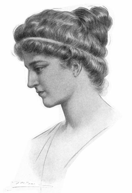 Hypatia , 1885,...