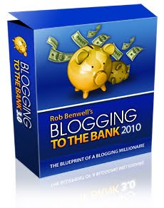 Blogging To The Bank 2010