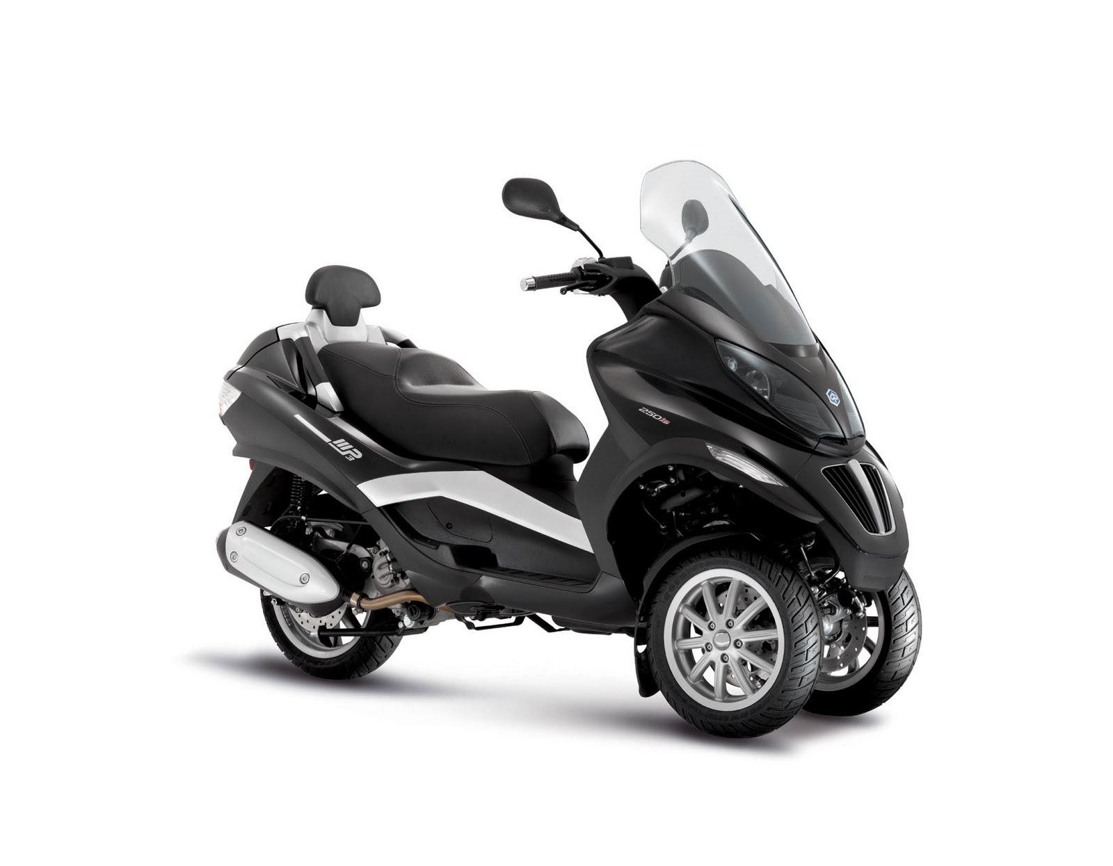 best motorcycle 2009 piaggio mp3 250. Black Bedroom Furniture Sets. Home Design Ideas