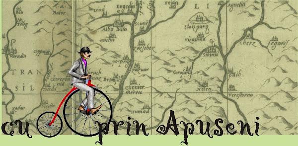 cu bicicleta prin Apuseni