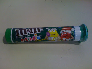 M&M's - Minis Mega Tube - Milk Chocolate
