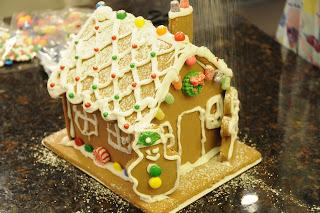 Orbit Cookie - Gingerbread House Kit