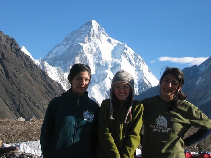 K2 Trip 2010 (8611m)