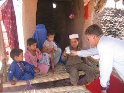 My visit to Jalozai camp Nowshera in 2009!