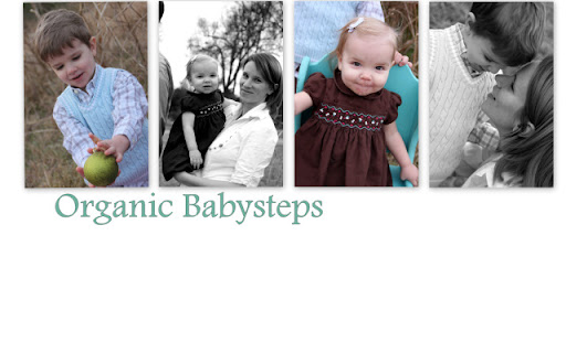 Babysteps to Organic Living