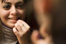 Lorena y su espejo