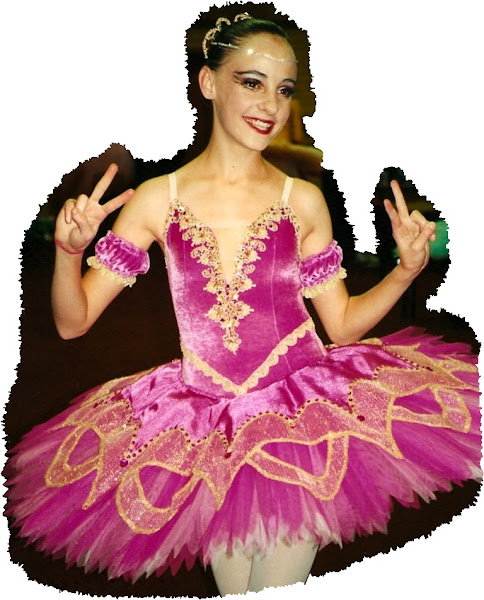 Classical tutu (stretch) ML 2002