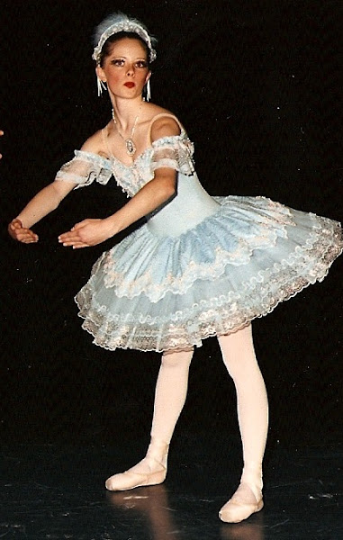 "Demi-character ""Doll from Coppelia"""