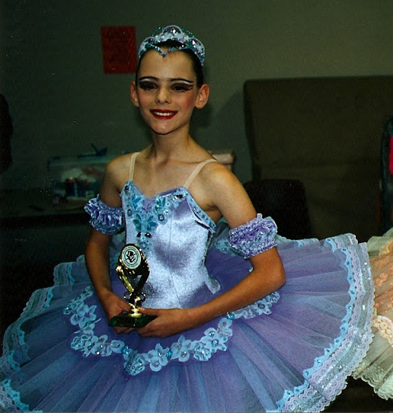 Classical tutu (stretch) GL 2002