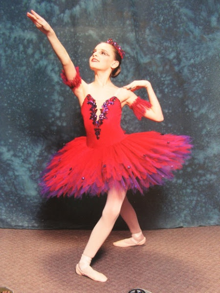 Classical tutu (stretch) ML1999