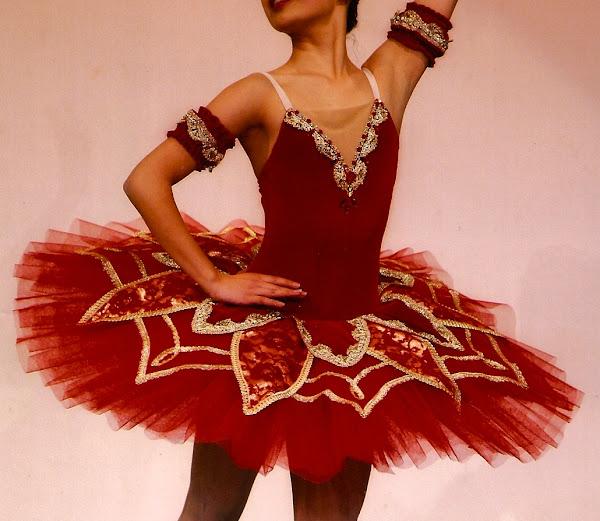 Classical tutu (stretch) DD 2008