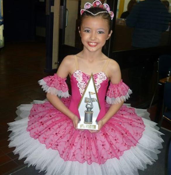 Ballet tutu (stretch) Natasha 2010
