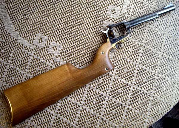 """Приклад за револвер """"Colt"""""""