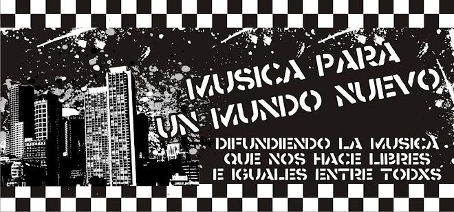 MUSICA PARA UN MUNDO NUEVO