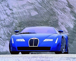 il blu più bello..Bugatti